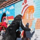 В Бердске состоялся фестиваль граффити