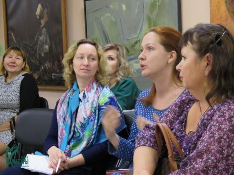 Роль и место музея обсудили в Бердске