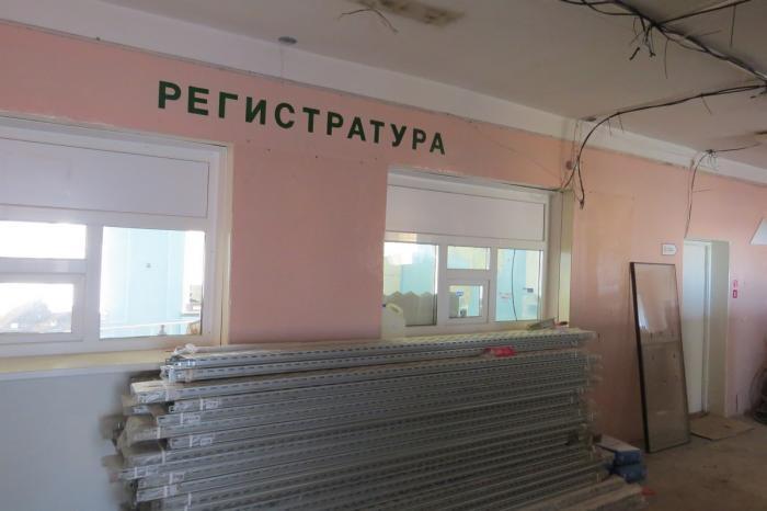 Капремонт больницы на ул. Пушкина в Бердске завершат в декабре