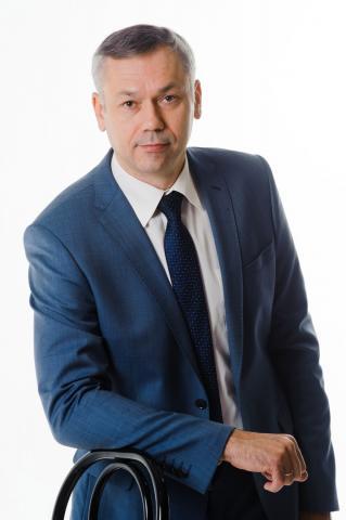 Андрей Травников с ноября начнет ездить по Новосибирской области