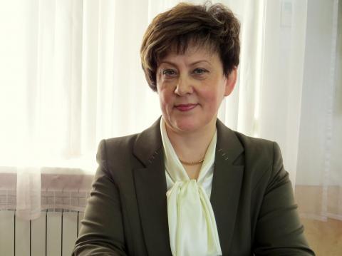 В Бердске представили нового начфина Галину Купцову