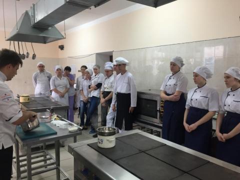 Студенты бердского политеха сотрудничают с кафе Sunrise