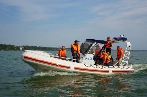 С начала года в Новосибирской области утонуло 59 человек