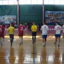 «Джокер», «Рассвет» и «Витязь» играют в мини-футбол в Бердске без поражений