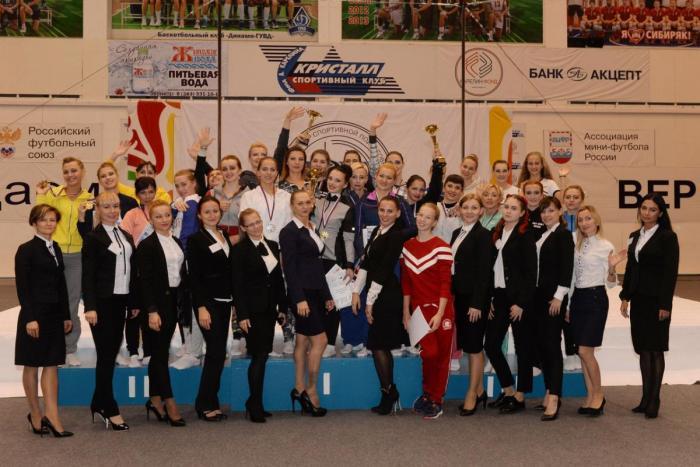 Бердск принял первенство России по поул-спорту