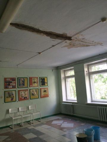 Закрывают на капремонт детскую поликлинику в микрорайоне Бердска