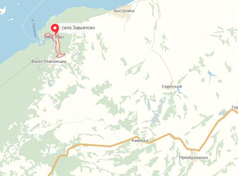 Женщина погибла в ДТП в селе Завьялово Искитимского района