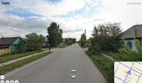 60 объектом проекта «Безопасные и качественный дороги» стала ул. Суворова в Бердске