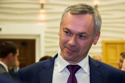 СМИ: Андрей Травников готовится перевезти семью из Вологды в Новосибирск