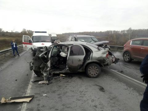 День смертельных автоаварий в Искитимском районе – погибли трое