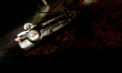 Смертельное  ДТП. У клиники Мешалкина «Хонда» влетела в остановку