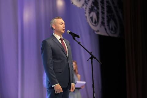 9 октября состоится церемония представления врио губернатора
