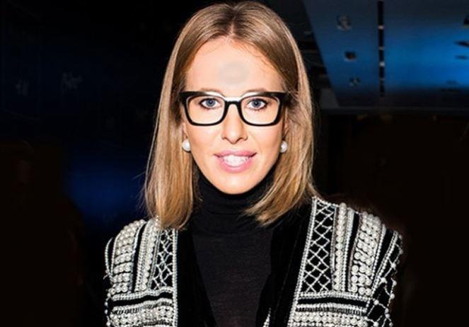 Ксения Собчак отмечала день рождения не в России
