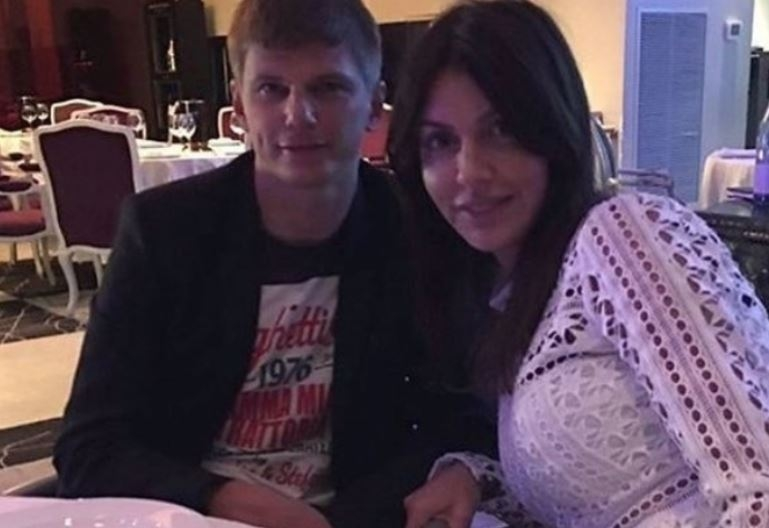 Супруга Андрея Аршавина: Я готова дать ему еще один шанс