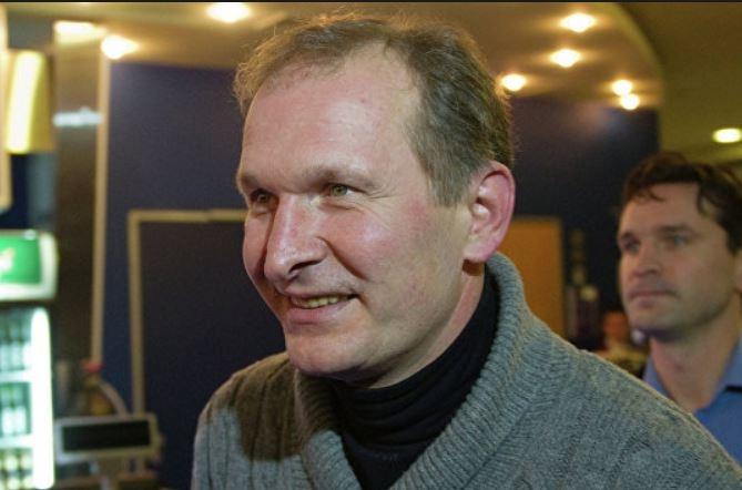 Актеру Добронравову запрещен въезд на Украину