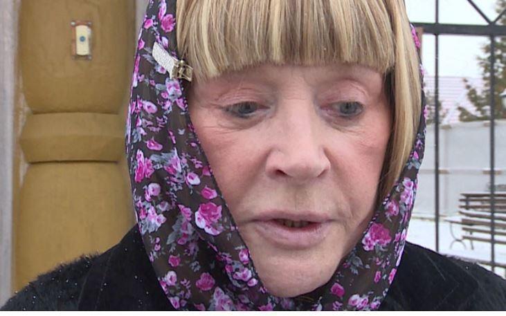 Пугачёва показалась перед репортерами без грима