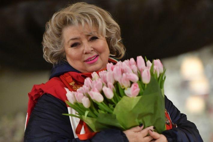 Тренер Татьяна Тарасова рассказала о своей боли
