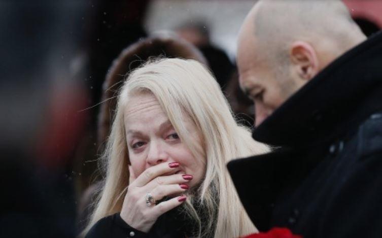 На похоронах Хворостовского Долина плакала сильнее супруги