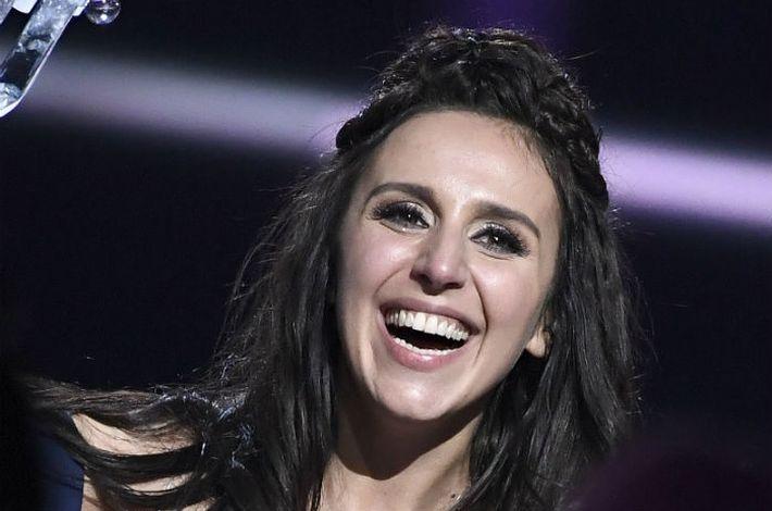 Украинская победительница Евровидения Джамала скоро впервые станет мамой