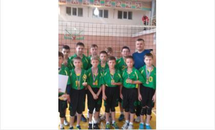 Бердчане стали бронзовыми призёрами первенства по волейболу в Томске