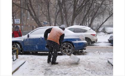 Дворники Бердска кажутся «мёртвыми душами» властям города