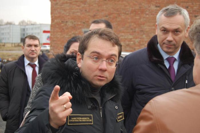 Травников: благоустройство дворов Бердск продолжит в 2018 году