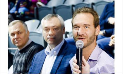 Андрей Травников сделал первую запись в Facebook