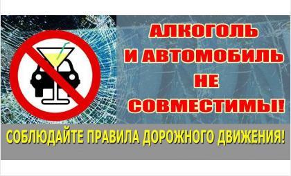 До 6 ноября в Новосибирской области проходит спецоперация «Нетрезвый водитель»