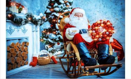 Жители Бердска с 1 по 15 декабря могут позвонить настоящему Деду Морозу