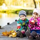 Каталог курток для детей от европейских производителей