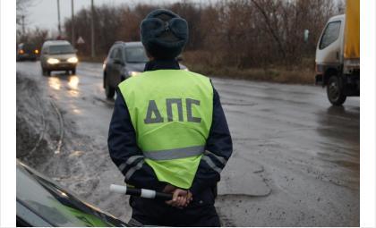 Рейд ГИБДД: задержаны два пьяных водителя в Бердске