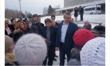 Подаст в суд на депутатов Бердска врио губернатора Новосибирской области