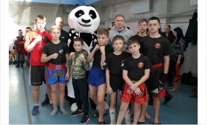 Воспитанники СК «Бердск» выступили в соревнованиях в честь дня полиции