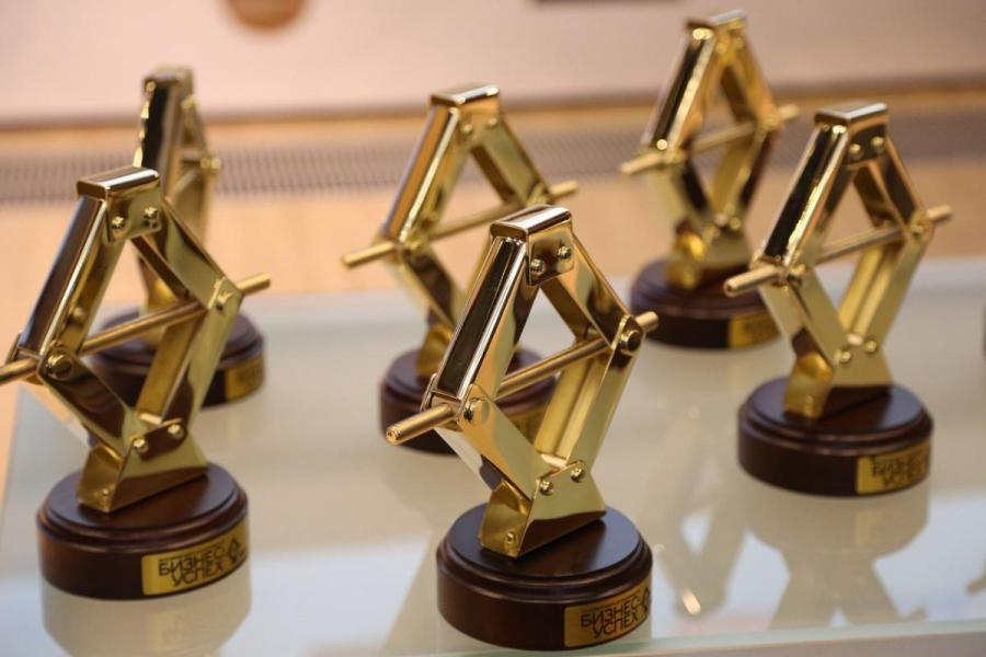 Национальную премию «Бизнес-успех» вручили Бердску