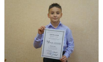 Маяковский принес победу Якову Ермакову из Бердска в конкурсе чтецов в Москве