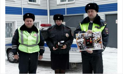 В Бердске 17 ноября в небо запустили белые шары – в память о жертвах ДТП