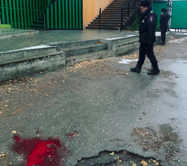 В Рязани произошла драка посетителей с охраной заведения Iron Bee