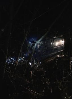 В результате аварии в Рыбновском районе погиб 29-летний мужчина