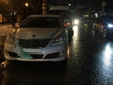 В центре Рязани на пешеходном переходе насмерть сбили женщину