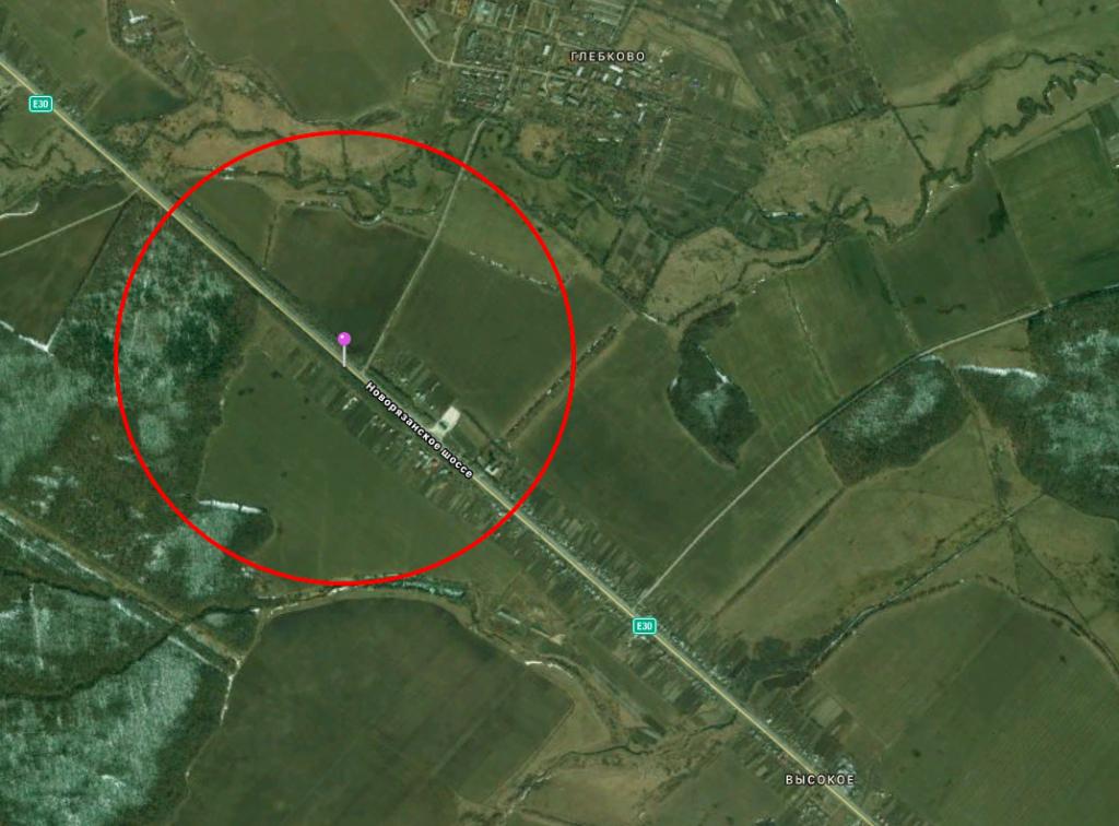 На небольшом участке трассы под Рязанью произошло два смертельных ДТП
