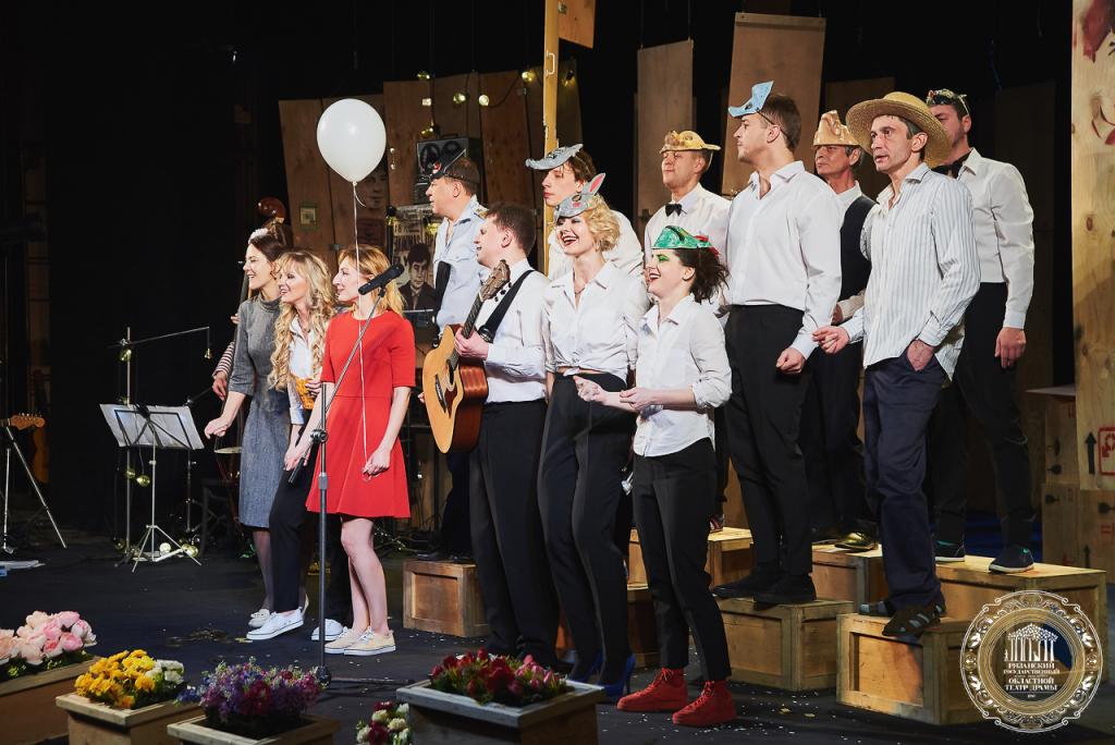 В Рязани завершился фестиваль «Свидания на Театральной»