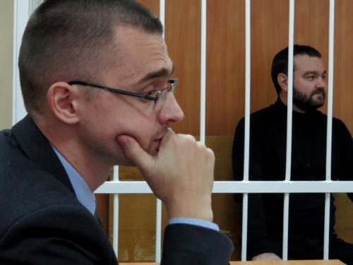 Бердчанина Алексея Осина выпустили из СИЗО под домашний арест