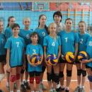 Бердские волейболисты завоевали «бронзу»