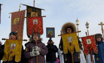 4 ноября в День народного единства в Бердске пройдет Крестный ход