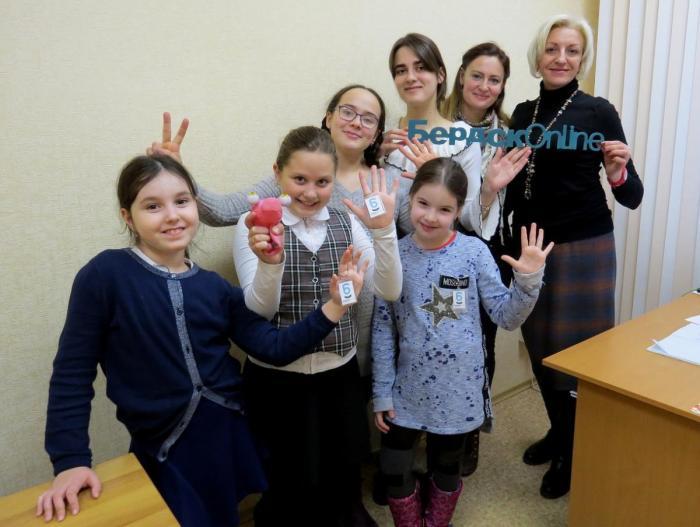 Первый мастер-класс для начинающих журналистов прошел в Бердск-онлайн