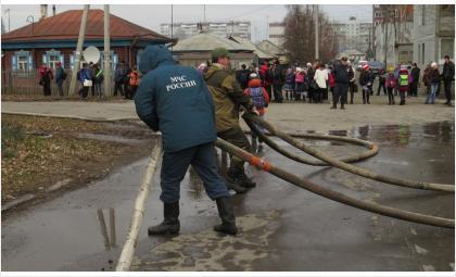 Цифры и факты.  Обстановка с пожарами и их последствиями в Новосибирской области