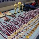 Бойцы КСЕ «Авангард» защитили честь Бердска в неофициальном первенстве Сибири