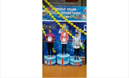 10-летняя бердчанка – чемпионка турнира по адаптивному плаванию