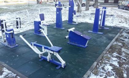 Приходи на открытие спортплощадок в Бердске