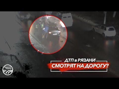 Виновник массового ДТП на Куйбышевском шоссе был пьян — комментарии полиции